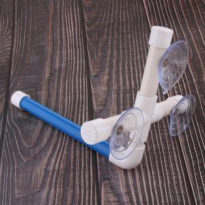 Vogel Papagei Sitzstange Dusche Stange Spielzeug mit Saugnapf