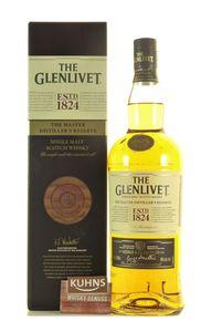 Glenlivet Master Distiller's Reserve Speyside Single Malt Scotch Whisky 1,0l 40 Vol.-%