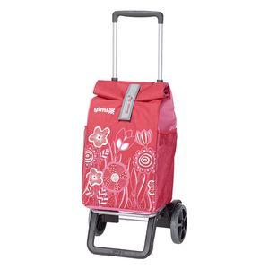 Einkaufsroller Thermo, Farbe Rot
