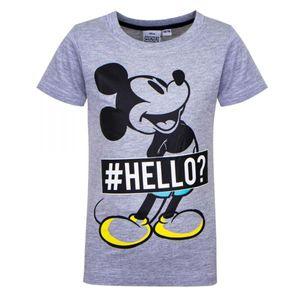 Disney Mickey Jungen Tshirt, grau, Gr. 92-128 Größe - 92