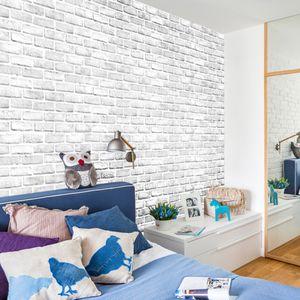 Selbstklebende Fliesen Tapeten Wandpaneele Schlafzimmer Badezimmer Wandaufkleber