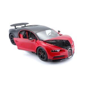 MAISTO Auto Bugatti Chiron Sport 1 / 24th - Schwarz