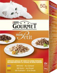 Purina Gourmet Mon Petit Huhn (6 x 50 g)