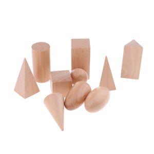1 Satz Kleine Geometriekörper Geometrie Körper Formen für Unterricht Grundschule