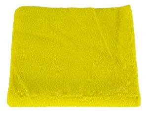 RUPES Mikrofasertuch Poliertuch Microfasertuch Trockentuch Tuch gelb 40 x 40 cm