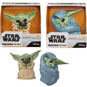 Hasbro baby Yoda Star Wars Junior 5,5 cm 2-teilig