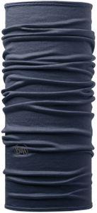 Buff Lightweight Merino Wool Schlauchschal solid denim