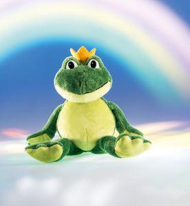 Schaffer 5481 Frosch Frog Froschkönig Charles 25cm Plüsch Kuscheltier