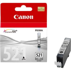 Canon CLI-521 GY, Original, Tinte auf Pigmentbasis, Grau, Canon PIXMA MP990, 1 Stück(e), Tintenstrahldrucker