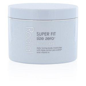 Rodial Super Fit Size Zero Bodycare täglich straffende Körperpflege mit Pro-Sveltyl und Vitamin E Dreifach-Wirkung Women 300ml