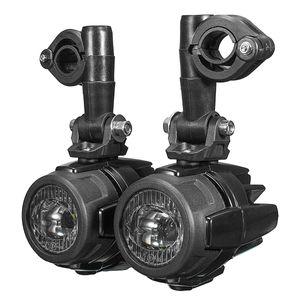 2x 40W LED Nebelscheinwerfer Auxiliary E9- Für BMW R1200GS F800GS IP67