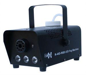 E-Lektron N-410-RGB Nebelmaschine 400W Kabel- und Funk-Fernbedienung