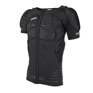 O'Neal STV Short Sleeve Protector Shirt, Farbe:black, Größe:XL