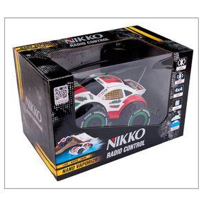 Nikko Vaporizr 2.0 ferngesteuertes Amphibien Auto 4x4 Geländewagen RC Quad Blau