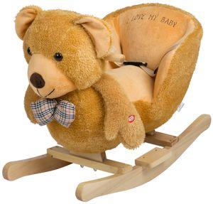 babyGo Rocker - Schaukeltier, Modell:Bear