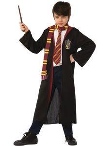 Gryffindor-Kostüm für Jungen Harry Potter schwarz-rot-gelb