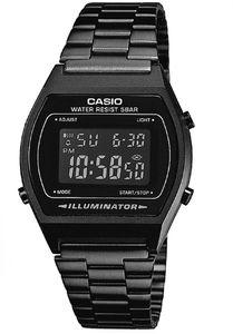 Armbanduhr schwarz Casio Collection Retro Design B640WB-1BEF 24899