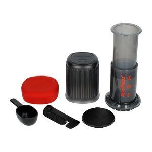 AeroPress Go® Coffee Maker inkl. 350 Filtern - Kaffeebereiter für unterwegs