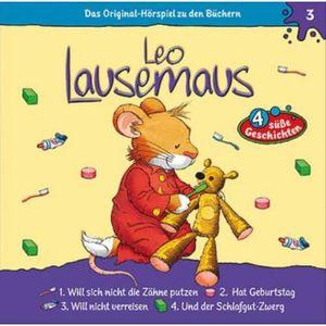 Leo Lausemaus will sich nicht die Zähne putzen (3)
