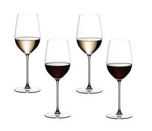 Riedel Veritas Riesling/Zinfandel Rot oder Weißweinglas 4er Set Vorteilsset - 5449/15-265