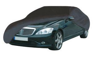 Dunlop - Auto-Abdeckungen XL - Universal - Schwarz - 534x178x120 cm