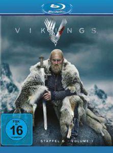 Vikings Staffel 6 Box 1 (Blu-ray) - MGM  - (Blu-ray Video / TV-Serie)
