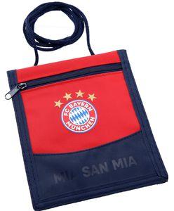 "FC Bayern München Brustbeutel ""Mia san mia"" 15x14x0,5cm"