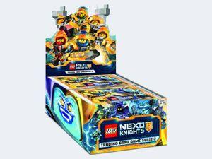 LEGO NEXO Knights Serie 2 Tradincards
