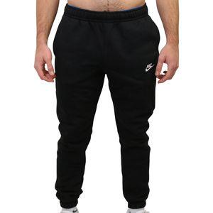 Nike Sportswear Club Fleece Jogginghose Herren Schwarz (BV2737 010) Größe: XL