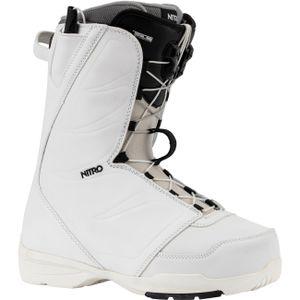 Nitro Damen Snowboardboot FLORA TLS BOOT´20 , Größe:39 1/3, Farben:white