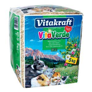 VITAKRAFT VITA VERDE® Alpen Wiesenheu - 5 kg