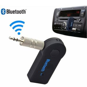 Bluetooth AUX Wireless Lautsprecher Empfänger Sender Audio Musik Empfänger Adapter für Heimauto