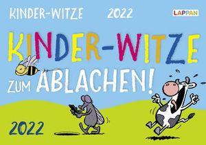 Kinder-Witze zum Ablachen 2022: Mein Kalender für jeden Tag