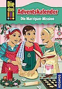 Kosmos Die drei !!!, Die Marzipan-Mission Adventskalender