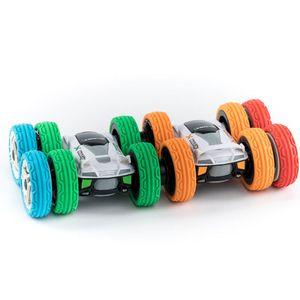 eXost Funkfahrzeuge Click & Flip Mini Filp 2er Pack + Accessories, ferngesteuertes Auto, RC Fahrzeug, Spielzeug, 20220