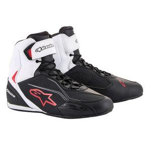 Alpinestars Faster 3 Black / White / Red EU 44