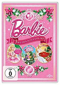 Barbie: Weihnachtsfilme BOX (DVD) 3DVDs Min: 225DDVB