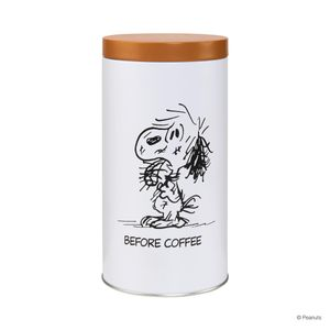 BUTLERS PEANUTS Kaffeedose Before/After Coffee Höhe 18cm