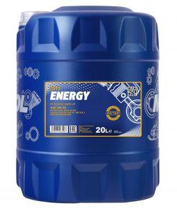 20 Liter MANNOL 5W-30 ENERGY API SL ACEA A3 ACEA B4 Ford WSS-M2C913-B VW 502 00 VW 505 00 MB 229.3