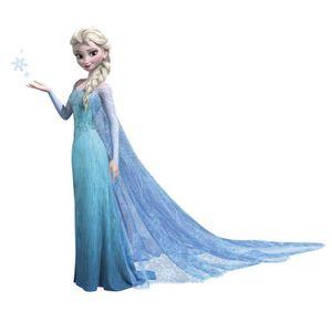Disney - Frozen / Die Eiskönigin Wandtattoo - 44 Elemente Elsa