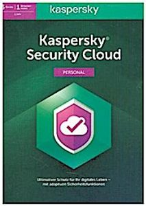 Kaspersky Security Cloud Personal Edition