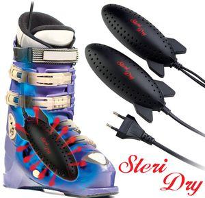 Steri Dry UV-Schuhtrockner elektrisch für ein Paar Schuhe