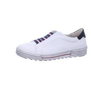 Gabor Shoes     weiss komb, Größe:91/2, Farbe:weiss/marine 1