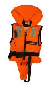 Lalizas - Rettungsweste 100N, 15 - 30 kg, Kinderrettungsweste