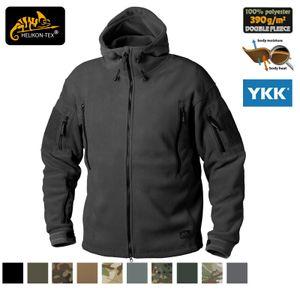 Helikon-Tex PATRIOT Jacke Double Fleece Army Black S