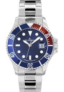 Dugena Herrenuhr Diver blau 4460774