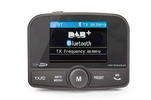 Caliber DAB + FM-Sender mit BT PMT801DAB-BT