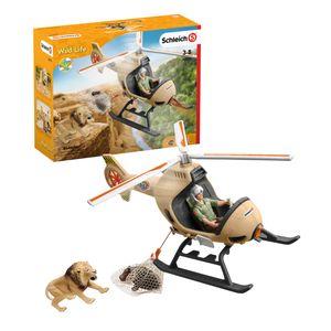 Helikopter Tierrettung