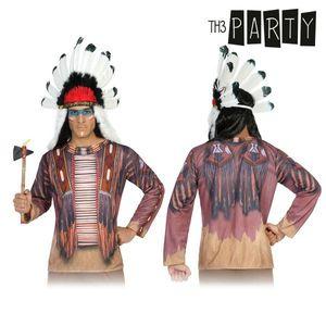 T-Shirt für Erwachsene Th3 Party 6511 Indianer