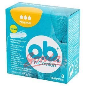 O.b.procomfort Bequeme Tampons Normal 8pcs-1OP.